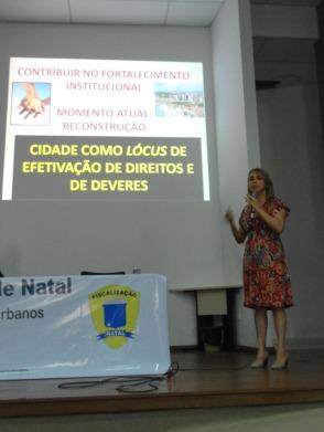 Exposição de Dra. Marise Costa