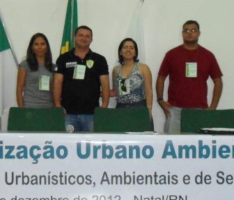 Delegação da SEMURB Macaíba/RN