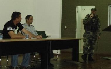Painel: Fiscalização e forças de segurança