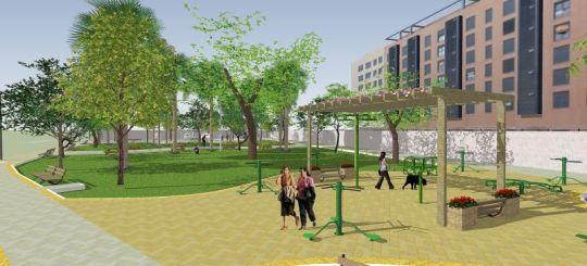 Urbanização de Área Verde 4