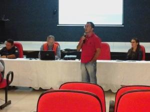 Palestra sobre a defesa civil de Fortaleza - IV Seminário Regional de Fiscalização Urbanoambiental - Fortaleza/CE - Nov/2014