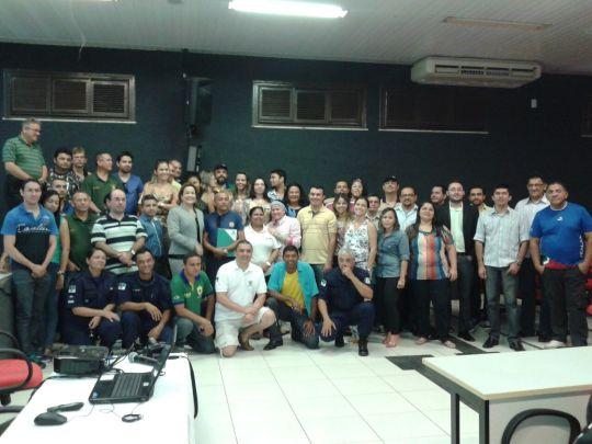 IV Seminário de Fiscalização Urbanoambiental e Guardas Civis - Fortaleza/CE - Nov de 14
