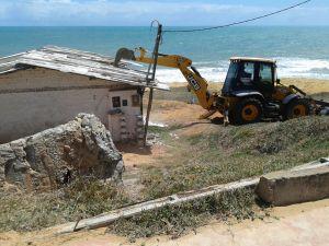 Fiscalização Urbanística e Grupamento de Ações Ambientais da Guarda Municipal do Natal