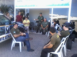 II Encontro Regional de Fiscalização Urbanística, Ambiental e Guardas Municipais - Mossoró RN - 001