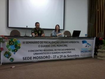 II Encontro Regional de Fiscalização Urbanística, Ambiental e Guardas Municipais - Mossoró RN - 068