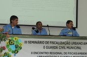 II Encontro Regional de Fiscalização Urbanística, Ambiental e Guardas Municipais - Mossoró RN - 091