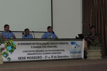 II Encontro Regional de Fiscalização Urbanística, Ambiental e Guardas Municipais - Mossoró RN - 093