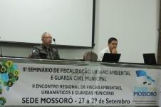 II Encontro Regional de Fiscalização Urbanística, Ambiental e Guardas Municipais - Mossoró RN - 096