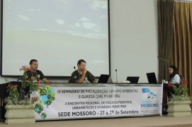 II Encontro Regional de Fiscalização Urbanística, Ambiental e Guardas Municipais - Mossoró RN - 107