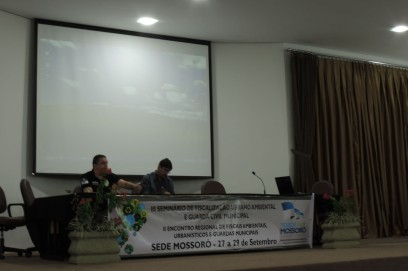 II Encontro Regional de Fiscalização Urbanística, Ambiental e Guardas Municipais - Mossoró RN - 123