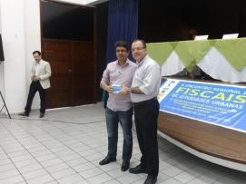Mairton França, Secretario de Meio Ambiente e Recursos Hídricos do RN e Marcelo Rosado, Secretário de Meio Ambiente e Urbanismo do Natal