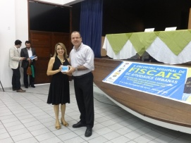 Dra. Marise Costa, Procuradora do Município do Natal e o Secretário da SEMURB, Marcelo Rosado