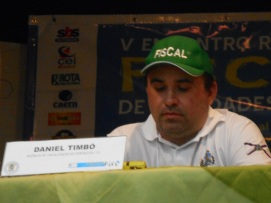 Daniel Timbó, Fiscal de Atividades Urbanas de Fortaleza / CE