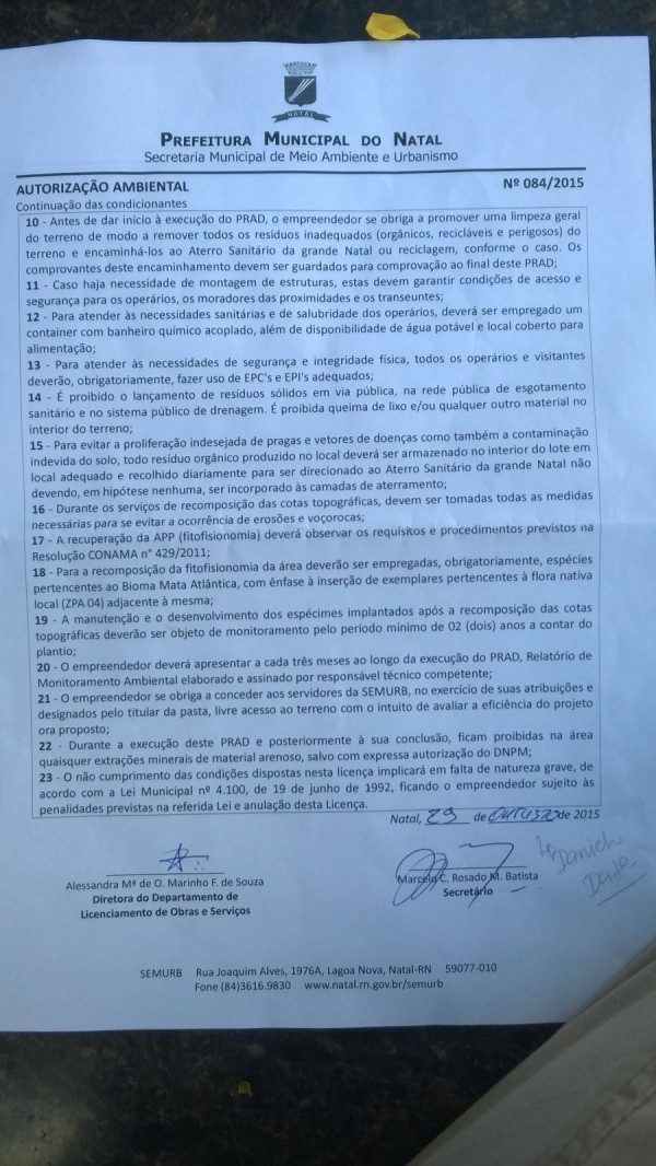Fiscalização Ambiental Municipal 09