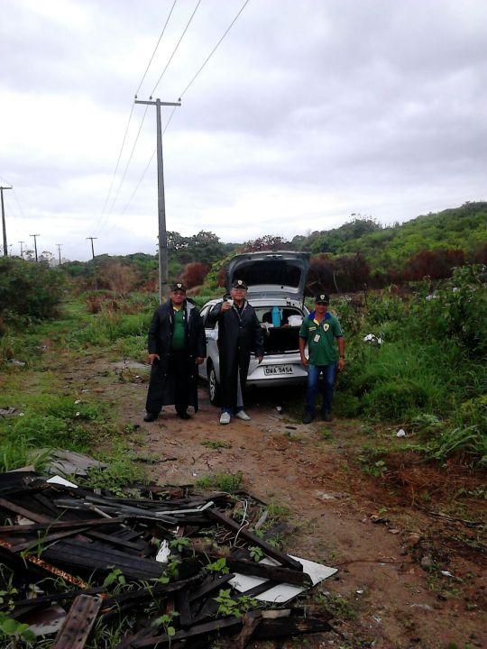 Fiscalização Ambiental bloqueia acessos clandestinos da ZPA 05 (2)