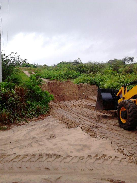 Fiscalização Ambiental bloqueia acessos clandestinos da ZPA 05 (7)