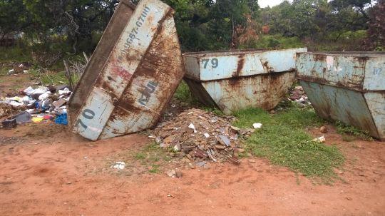 Fiscalização Ambiental de Natal apreende caminhão despejando RCC (7)