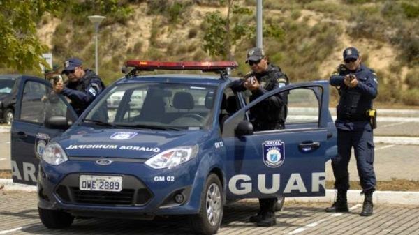Resultado de imagem para Guarda municipal do natal
