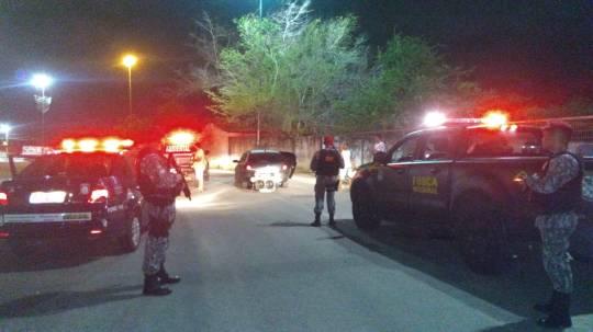 Guarda Municipal e Força Nacional apreendem paredão de som e encerram evento na Zona Norte